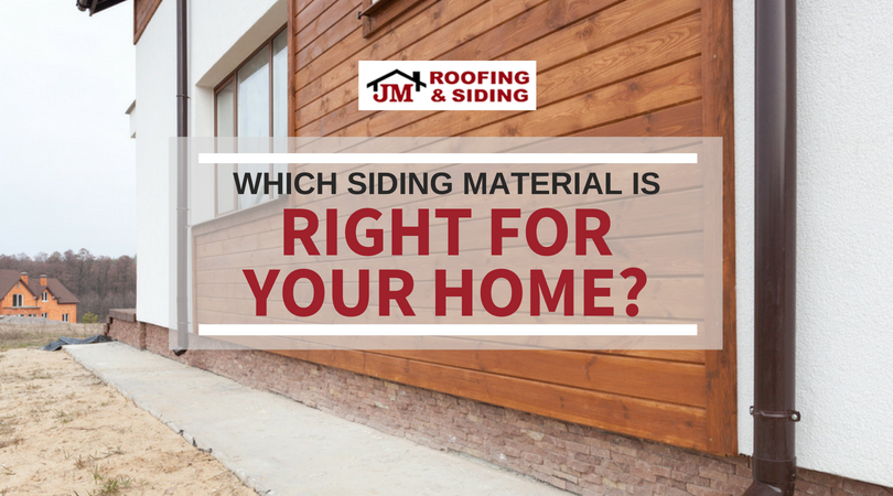 how to pick the right siding material