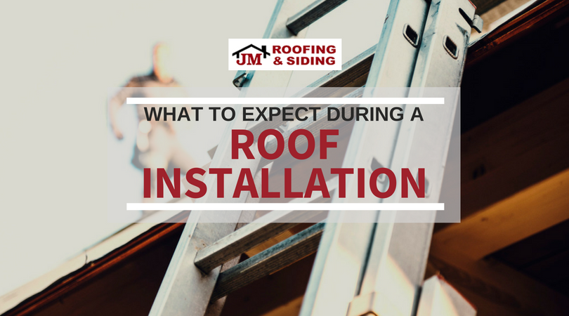 all about your roof installation