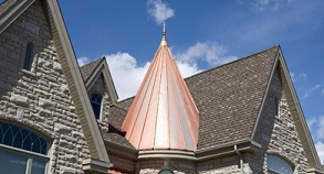 Copper Roofing Norwalk | Westport | Darien